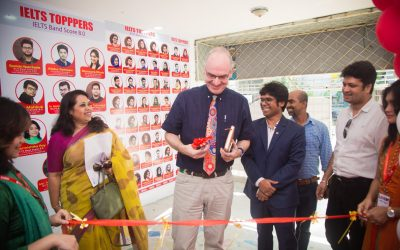 Inauguration Ceremony of British Council IELTS Test venue