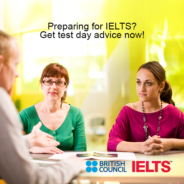 Test day advice