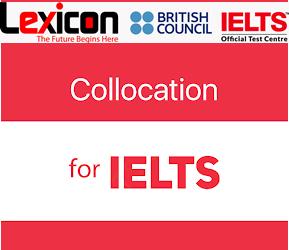 IELTS Collocation
